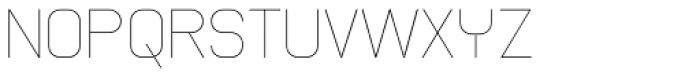 Whinter Thin Font UPPERCASE