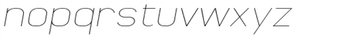 Whinter2 Thin Wide Ob Font LOWERCASE