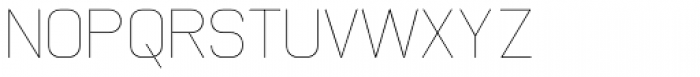 Whinter2 Thin Font UPPERCASE