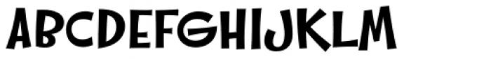 Whipsnapper Bold Font UPPERCASE