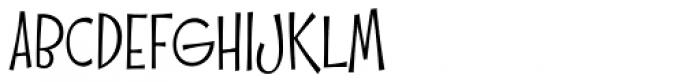 Whipsnapper Cond Light Font UPPERCASE