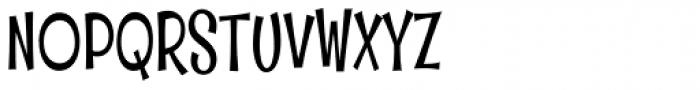 Whipsnapper Cond Medium Font UPPERCASE