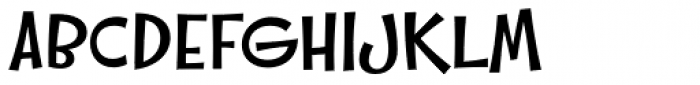 Whipsnapper Medium Font UPPERCASE