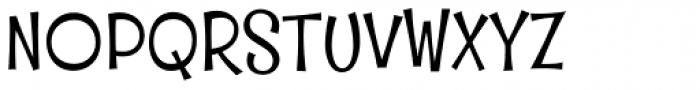 Whipsnapper Font UPPERCASE