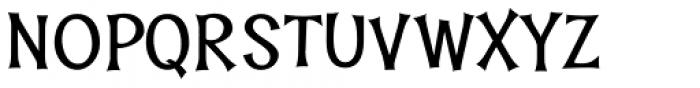 Whisk Bold Font UPPERCASE