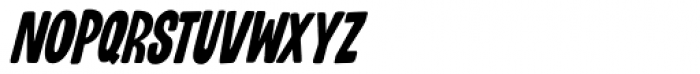 Whiskers Alt Caps AOE Oblique Font LOWERCASE