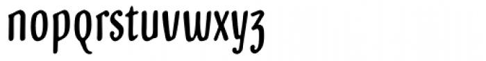 Whiskey Font LOWERCASE