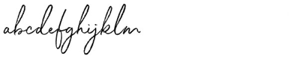 White Oleander Compact Font LOWERCASE