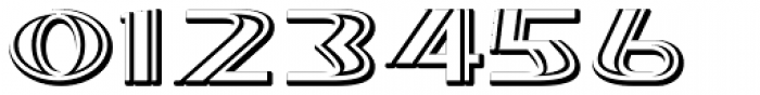 Whitehaven Embossed II Font OTHER CHARS