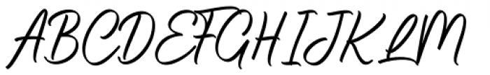 Whitelist Whitelist Font UPPERCASE