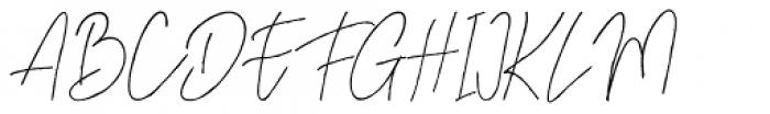 Whitley Alt 03 Font UPPERCASE