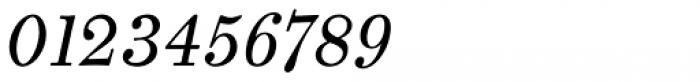 Whittington Italic Font OTHER CHARS