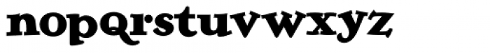 Whoopee Cushion NF Font LOWERCASE