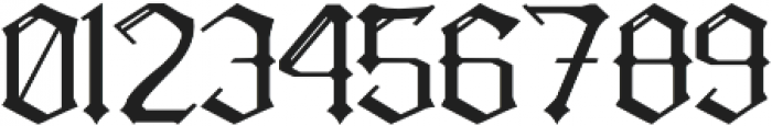 Wicked Olde English ttf (400) Font OTHER CHARS
