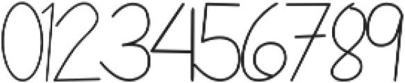 Wild Flower Regular otf (400) Font OTHER CHARS