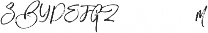 Wild Kogsit Extra otf (400) Font UPPERCASE