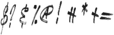 Wild Kogsit Extra ttf (400) Font OTHER CHARS
