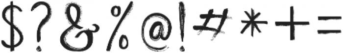 Wild Zova Sans otf (400) Font OTHER CHARS