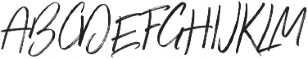 Wilderness Typeface otf (400) Font UPPERCASE