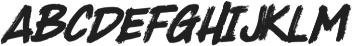Wildwood otf (400) Font LOWERCASE