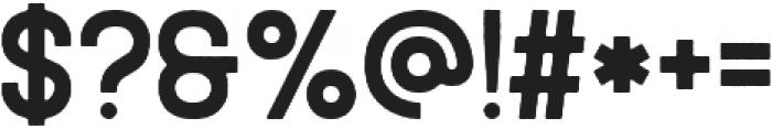 Wilhelm_Sans_Rough otf (400) Font OTHER CHARS