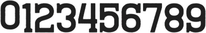 Wilhelm_Slab_Rough otf (400) Font OTHER CHARS