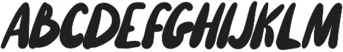 Willful otf (400) Font UPPERCASE