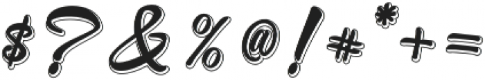 Willingar Diary Regular otf (400) Font OTHER CHARS