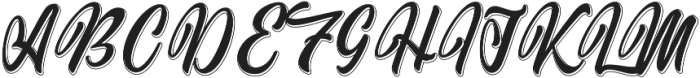 Willingar Diary Regular otf (400) Font UPPERCASE
