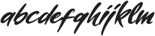 Willy Brothers Willy Brothers otf (400) Font LOWERCASE