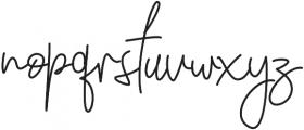 Winchester Alternate otf (400) Font LOWERCASE