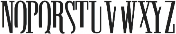 Winchester Cuts ttf (400) Font UPPERCASE