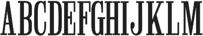 Winchester Cuts ttf (400) Font LOWERCASE