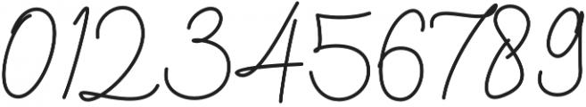 Winchester Regular otf (400) Font OTHER CHARS