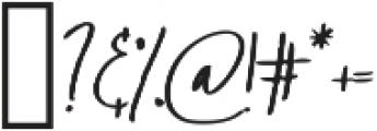 Wincior Regular ttf (400) Font OTHER CHARS