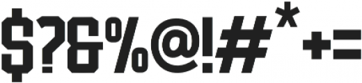 Wincosans Regular otf (400) Font OTHER CHARS