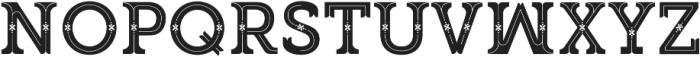 WindFlower WindFlower ttf (400) Font UPPERCASE