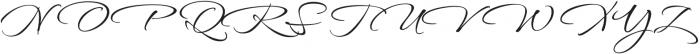 WindSongPro otf (400) Font UPPERCASE