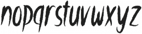 Windowsill otf (400) Font LOWERCASE