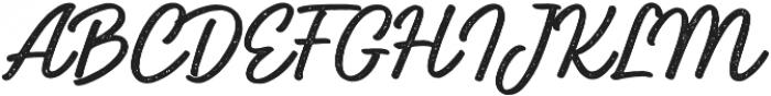 Windtalker Rough otf (400) Font UPPERCASE
