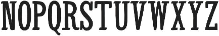 Wingman Serif Solid otf (400) Font UPPERCASE