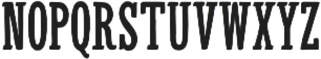Wingman Serif Solid otf (400) Font LOWERCASE