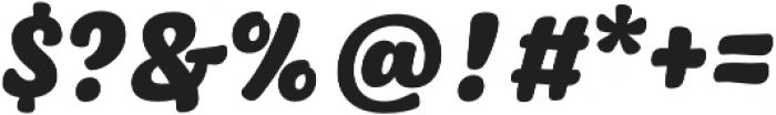 Winnie the Hoop Script otf (400) Font OTHER CHARS