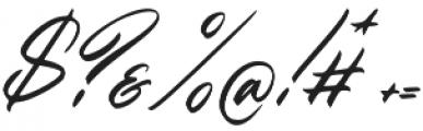 Winsberg otf (400) Font OTHER CHARS