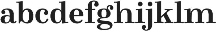 Winslow Book Bold otf (400) Font LOWERCASE