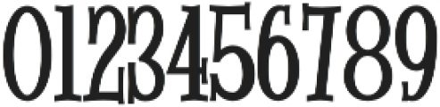 Winter is Coming Serif otf (400) Font OTHER CHARS