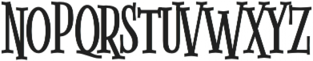 Winter is Coming Serif otf (400) Font UPPERCASE