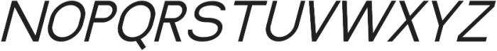 Wirebet ttf (400) Font UPPERCASE