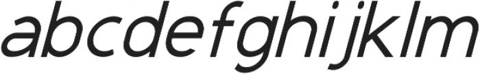 Wirebet ttf (400) Font LOWERCASE