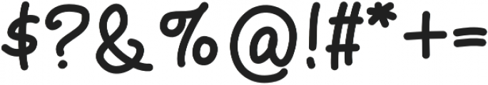 WiseGuy otf (400) Font OTHER CHARS